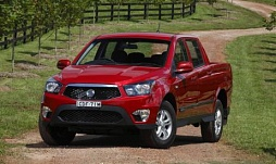 Фотография SsangYong Actyon  Sport Pick-Up 2012-