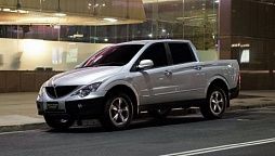 Фотография SsangYong Actyon  Sport Pick-Up 2006-2012